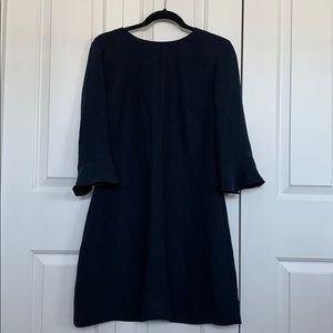 Banana Republic ruffle sleeve dress NWT